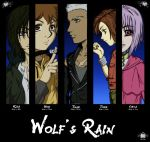 Wolf's Rain - Hearts by Issa-chan
