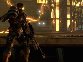 Halo Reach: Why's And Reasons by purpledragon104