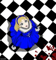Alice in Gothic-land by Ekaterina1369