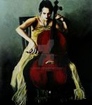 Cello by Johdie