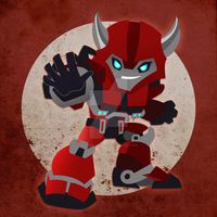 Chibi Cliffjumper by NightLokison
