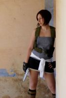 Jill Valentine never dies by Shadow-of-Shana