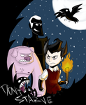 Don't Starve by itsaaudra