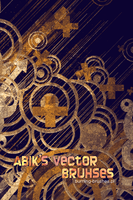 Abik's vector brushes GIMP by AbikK