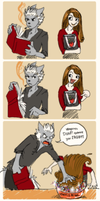 William vs stephenie meyer by griffsnuff