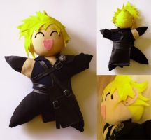 Plush: Cloud Starfish-chibi by Risachantag