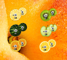 Fruity Cpu Meter Gadgets by Minato999