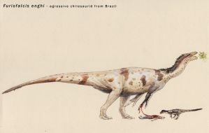 Better Fake Theropod 2 by Hyrotrioskjan