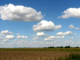 Clouds From Car by Anonimus79
