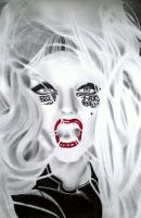 Heavy Metal Gaga by 7artfan7