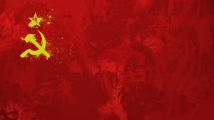 Soviet Flag Wallpaper by anonymouscreative