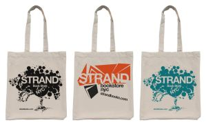 Strand Tote Bag Design 2 by bygrizdotcom