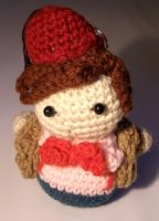 Doctor Who Crochet 11 by flutefaerie