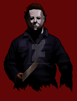 Michael Myers by AnatomicalBomb