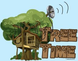 Tree Time Logo by tcat