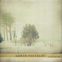 carte postale ll by laflaneuse