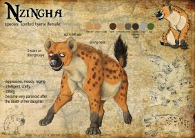 Reference Nzingha by Anatoliba