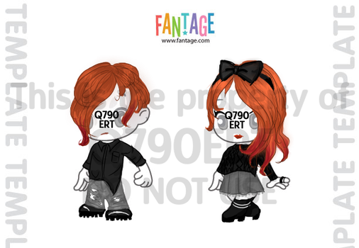Fantagian-Inspired Items by Fantage-Chibi