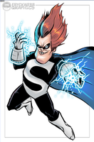 Incredibles Syndrome - Slot Commish by EryckWebbGraphics