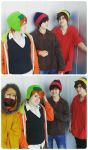 South park cosplay - Comiccon mtl 2015 by KatzeLexie