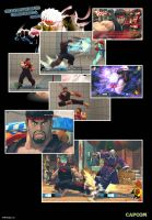 SFIV Modding Color - Ryu Evil Streetwear by Ztitus