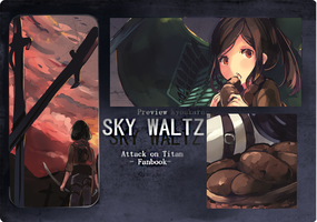 SNK Fanbook -Preview- by KyouKaraa
