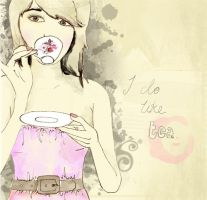 i do like tea by tabithaemma