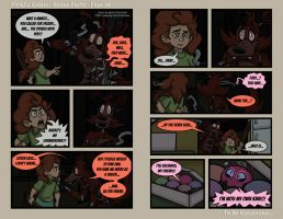 FNAF4 Comic - House Party - Page 26 - 9-5-16 by Mattartist25
