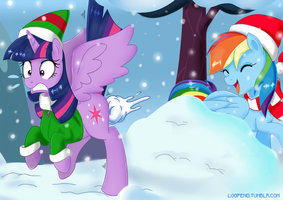 Cold, Cold, Cold! by LoopEnd