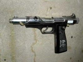 selfmade submachine gun by MADMAX6391