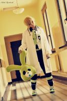 Noiz dr rabbit by SolarisGallegos