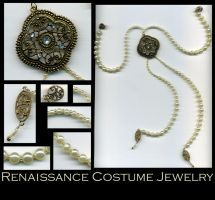 Renaissance Costume Jewelry by FluffyNabs