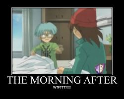 Morning After YGO Motivational by Aster-Phoenix-Wright