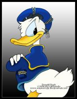 Kingdom Hearts: Donald Duck by MissKingdomVII