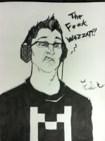 The Epic Face of Markiplier by NatBat23