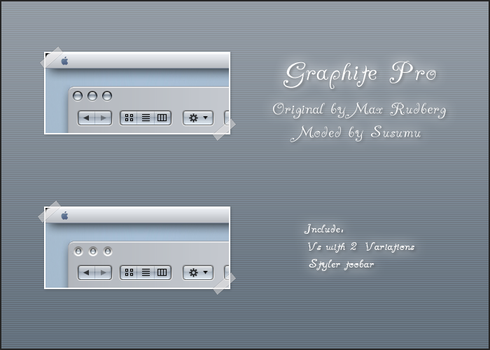 Graphite PRO 1.0 by sky1983628