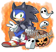 .:FA:. Happy Halloween by CosmicHedgie
