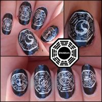 dharma nails by Ninails