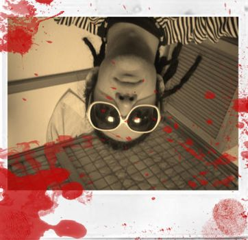 bLoody_polaRoid by Lawrence0-o