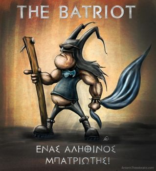 The Batriot by antonist