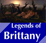 Legends of Brittany #1 - The Sunken City Of Ys by sewandrere