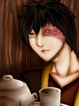 Tea from the Fire Lord by Animefanka