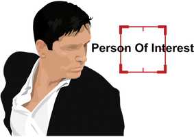 Person of Interest - Vector by Jhnrq