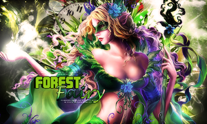 Forest Fairy by StormShadownGFX