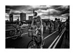 World Naked Bike Ride 20 by lightdrafter