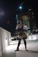 FFXIII: City Lights by xshedevilx