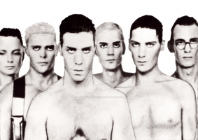 Rammstein by G1rl-W1th-Penc1l
