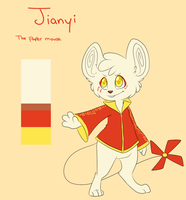 Jianyi ref redo by Tinnypants