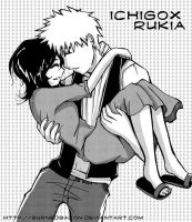 Ichiruki bliss by burnedbacon