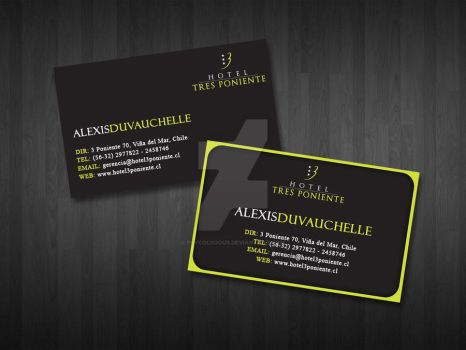 my dads business cards by psycolicious
